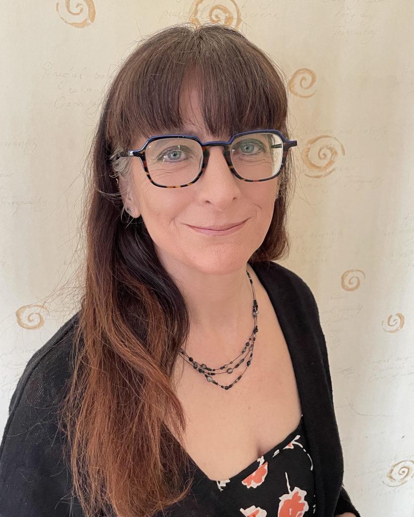 Cornet player Alice Bell wears Musicians Glasses